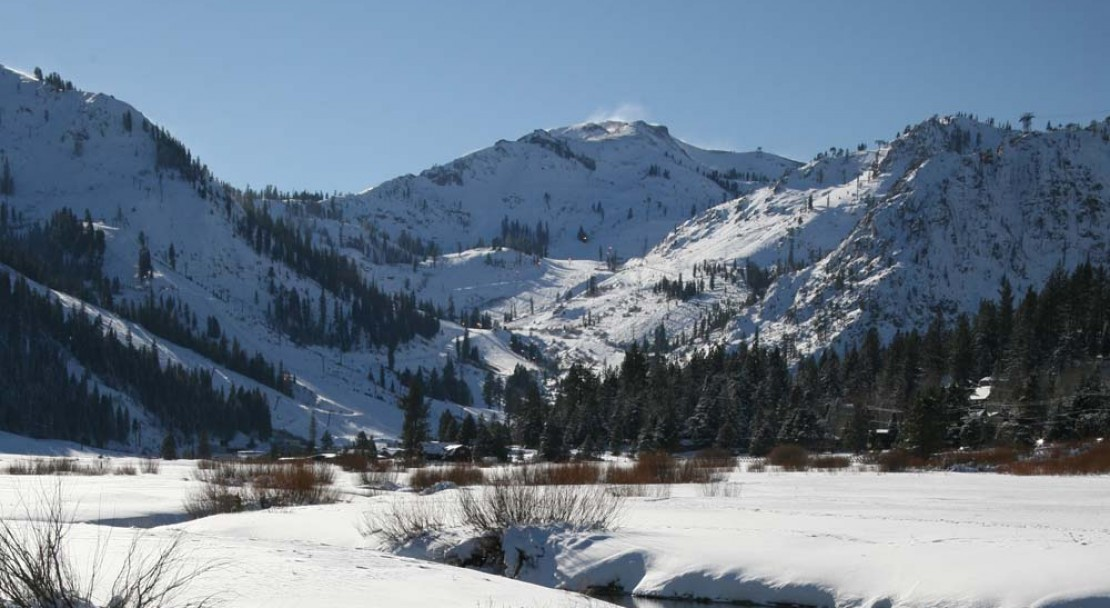 Squaw Valley Mountain