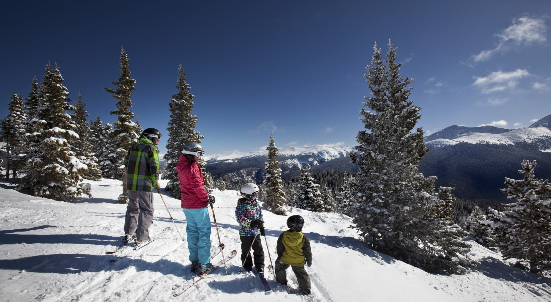Winter Park Resort Family Skiing