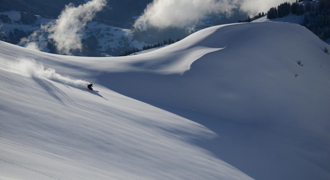 Incredible skiing in La Clusaz; Copyright: G Dieu
