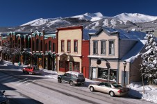 There are a range of spa treatments available in Breckenridge, including some interesting niche offerings!