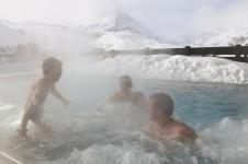 Zermatt offers a range of spa facilities