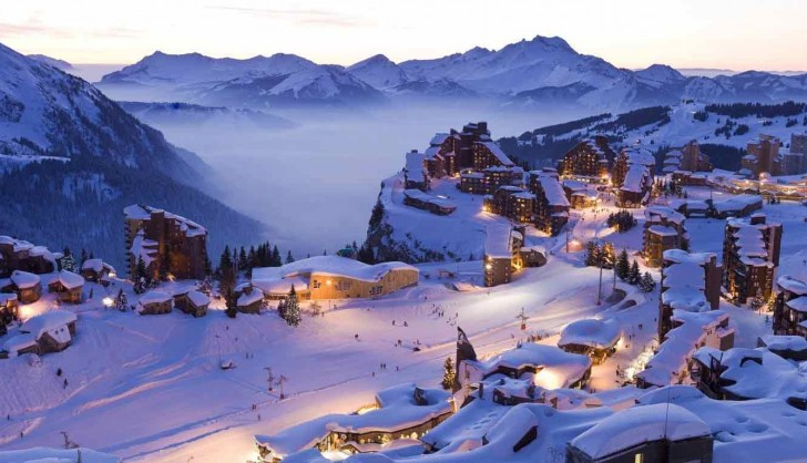 Avoriaz Ski Resort; Copyright: Pierre and Vacances