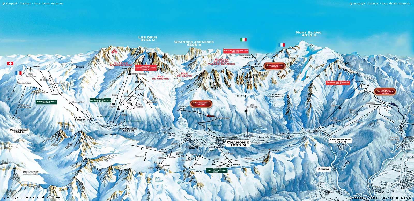 Find a ski holiday