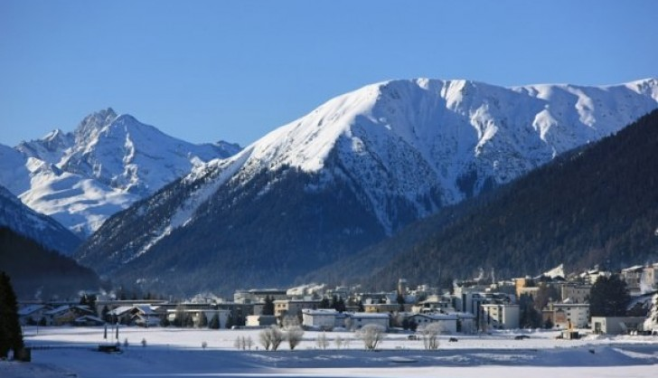 A beautiful resort surrounded by a great ski area - Klosters - Switzerland; Copyright: Klosters Tourist Office
