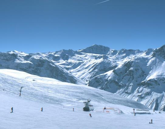 Arosa, with wide open pistes and plenty of varied terrain
