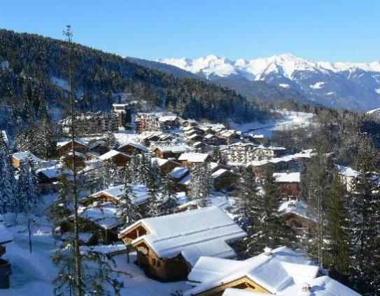 La Tania in the 3 Valleys