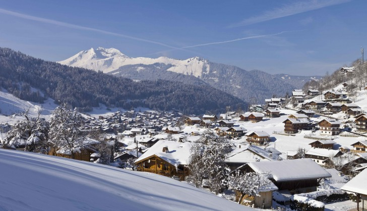 Morzine Village, France; Copyright: Pierre Jacques