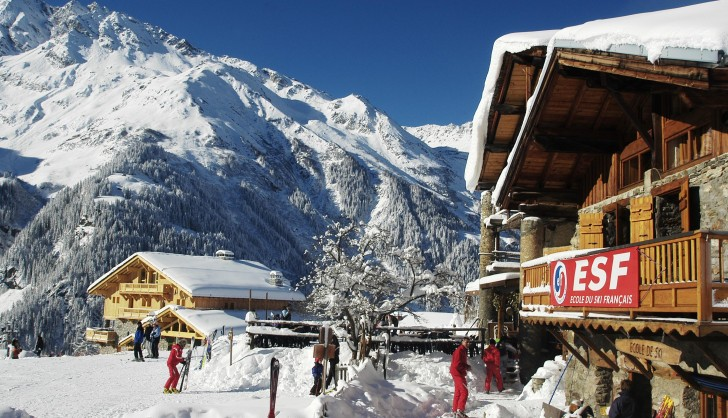 Sainte Foy in the Tarentaise Valley