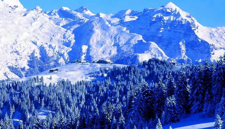 Samoens Ski Resort France