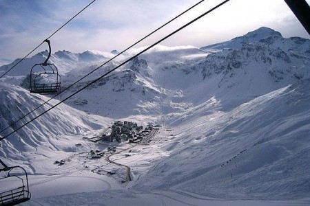 Tignes and the Espace Killy