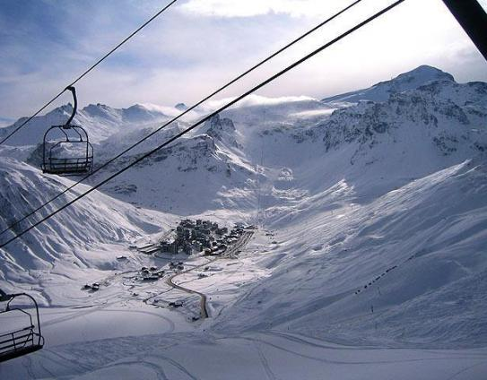 Tignes Piste Maps and Ski Resort Map PowderBeds