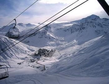 Tignes and Le Grande Motte; Copyright: Tourist Office Tignes