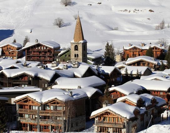 France ski accommodation apartments hotels powderbeds - Val d isere office du tourisme ...
