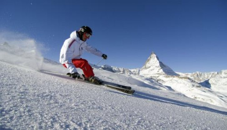 Zermatt Ski Resort Switzerland