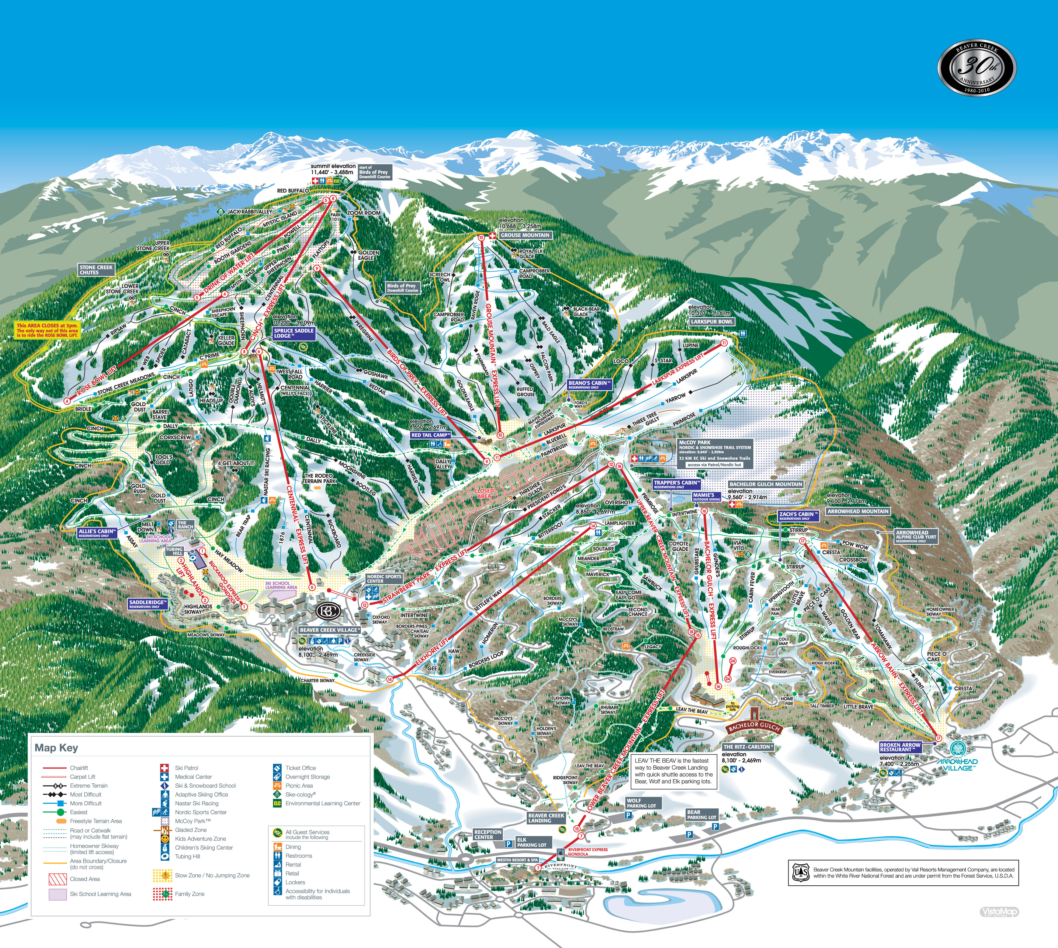 100 Aspen Highlands Skimaporg Aspen Maps Greeninfo Network Information And Mapping In The