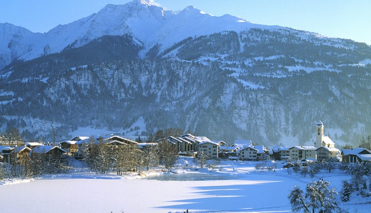 Laax Ski Resort Switzerland