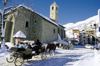 Travel to Valloire