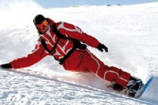 Whether your beginning to snowboard or want to improve your skills, the ski school in St Foy will help you out!