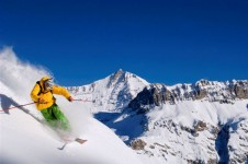 There's famous off piste slopes in Val d'Isere to be ridden