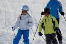 There's more than enough ski slopes in Val Thorens to be enjoyed by intermediate level skiers