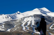 With an excellent ski school combined with plenty of gentle slopes, beginners in Breckenridge are well catered for.
