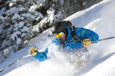 Advanced skiers are offered lots of steep and technical terrain in Breckenridge