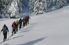 For cross country enthusiasts there is up to 39km of Avoriaz snowy terrain to be explored
