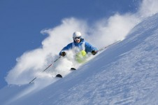 Advanced level skiing is famous in Whistler, you won't get bored in this resort!