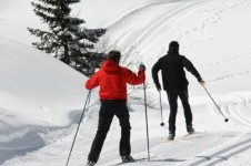 Discover Flaine's cross country trails