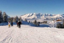 Megève offers a fantastic expanse of gentle open slopes which are ideal for intermediates