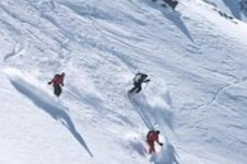 For the more experienced explore the off piste that Méribel  has to offer