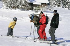 Boost your snow sport skills with a lesson from a Saint Gervais ski school