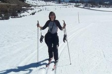 Get away from the crowds and try out nordic skiing in Serre Chevalier with terrain for both beginners and advanced