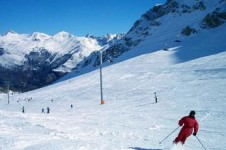 Serre Chevalier is an intermediate's paradise with its gentle, easy cruising runs