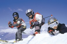 Learn how to ski on a holiday in Valloire!