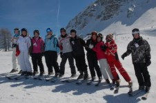 The ESF ski school offers great group lessons and will develop your skiing abilities from intermediate to expert