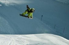 For freestylers check out L'Eyssina snowpark with well maintained kickers and terrain for different ability levels