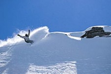 As well as terrain parks, snowboarders will enjoy the off piste terrain in Grindelwald