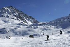 There's a great selection and variety of ski slopes in Verbier that are perfect for intermediates