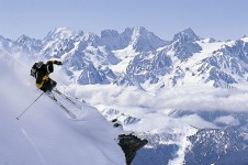 Verbier is and advanced riders paradise!