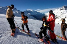 Improve your ski skills with a lesson in a Chamonix ski school