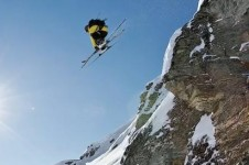 Challenge yourself on Laax's off piste slopes