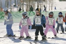 Deer Valley offers a steady progression for beginners from its nursery slopes to its gentle green runs