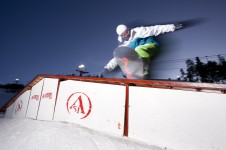 Speedy lift networks, superb off-piste and an amazing park makes Keystone one of the best for freestyle skiing/snowboarding.