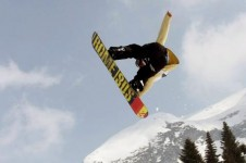 Check out Flaine's Jam Park which is reserved for freestylers