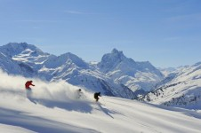 St Anton does have good terrain for intermediate skiers