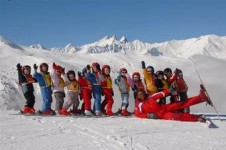 Learn to ski in a group snow sport lesson with one of Valmeinier's qualified instructors