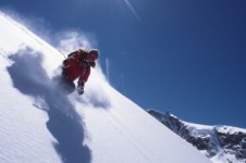 If you fancy some fresh off piste snow, contact Laax mountain guides who will happily show you the places to go!