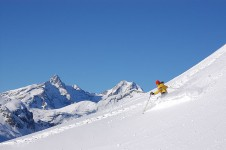 For intermediate level skiers La Rosière is the perfect place to choose!