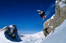 Adelboden's black graded runs and off piste slopes will attract those looking to push the limits